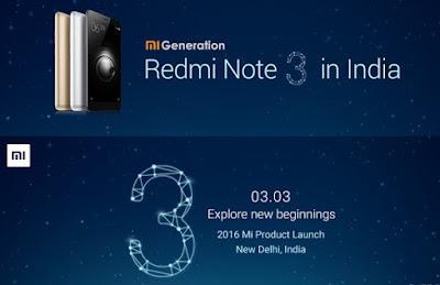 Xiaomi-Redmi -Note -3