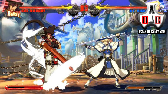 Guilty Gear Xrd Sign PC Game