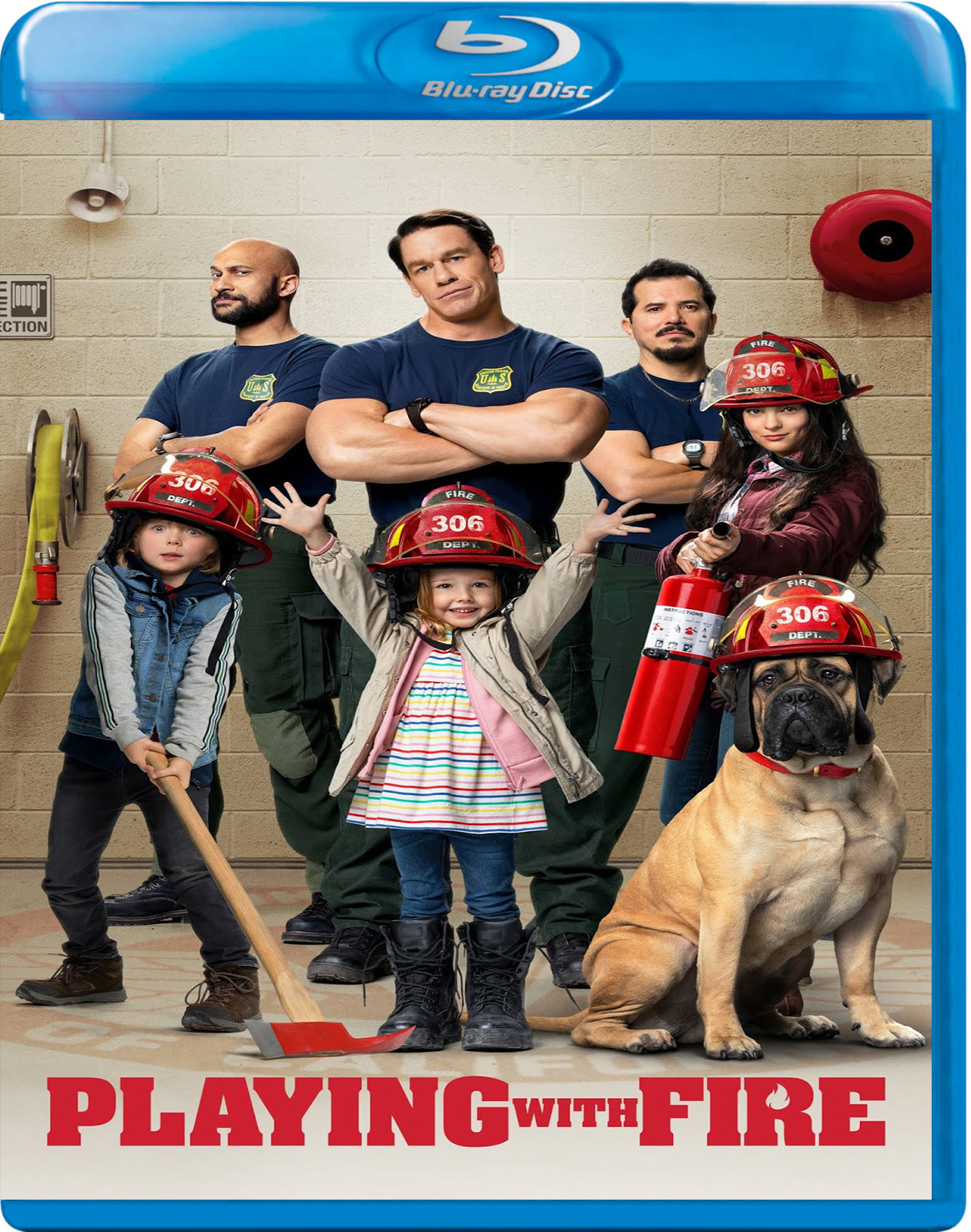 Playing with Fire [2019] [BD50] [Latino – Castellano]