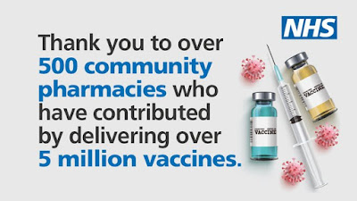 020521 500 community pharmacies have delivered over 5m doses
