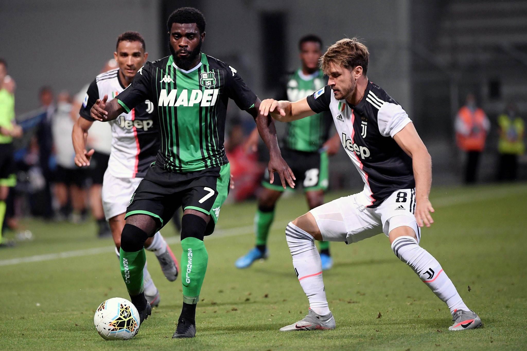 موعد مباراة انتر ميلان وساسولو في الدوري الايطالي