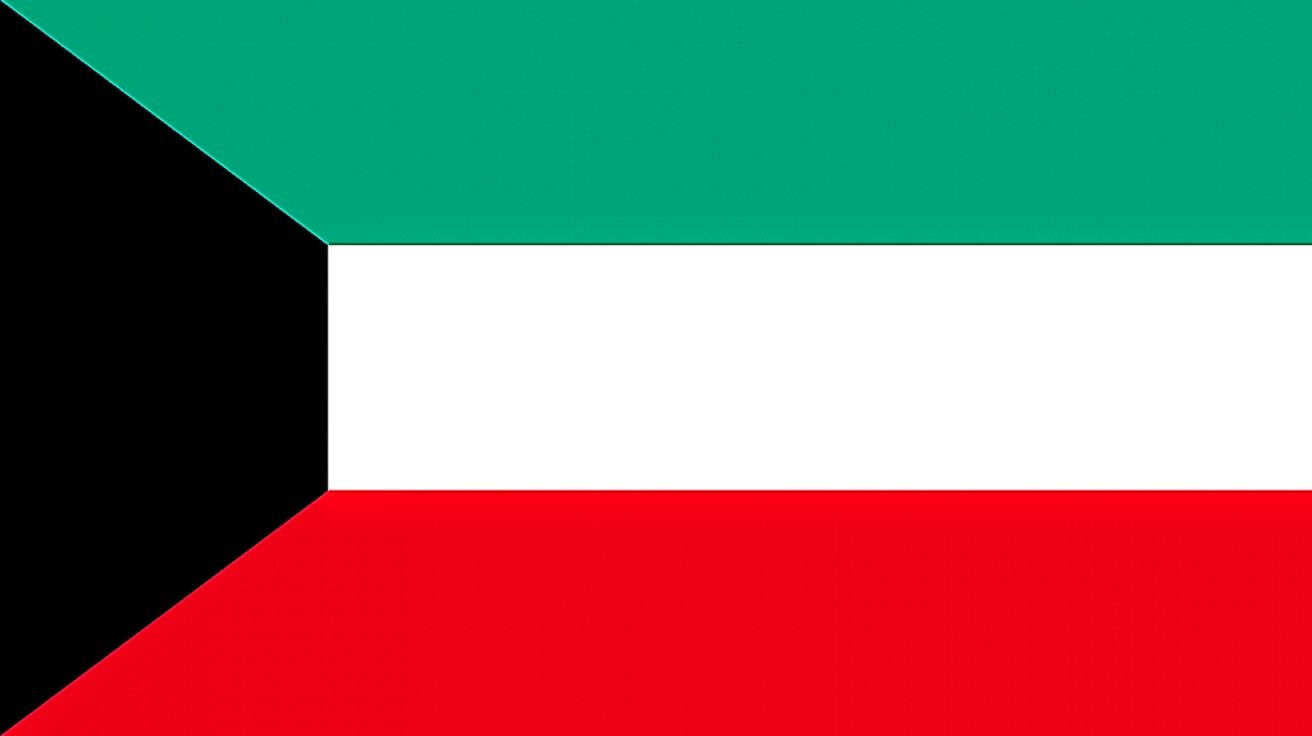 Kuwait Countries Flag Picture | Wallpapers Gallery