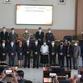 DPRD Minsel Gelar Paripurna Penetapan Hasil Kemenangan FDW-PYR