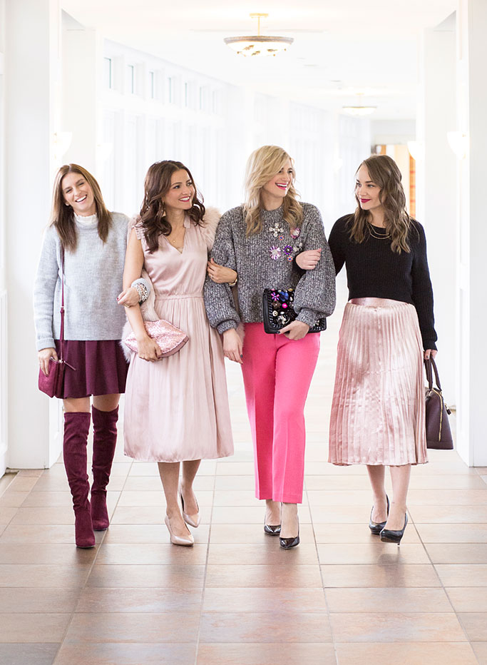 Holiday Ouftit Ideas - What to Wear to Brunch, Office Parties, Family Get-Togethers and New Years