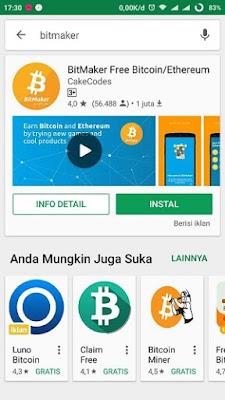 aplikasi minning bitcoin android