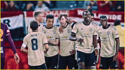 مشاهدة مباراة مانشستر يونايتد وليدز بث مباشر اليوم 17-7-2019 في مباراة ودية