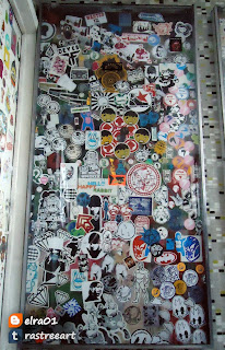 street art stickers mexico mujam