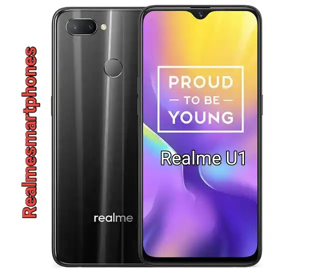 Realme U1 3GB RAM-Price in India and Full Specifications