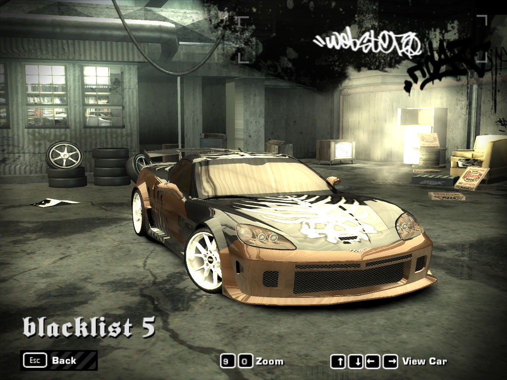 Car Wallpapers: NFS: MW Cars game wallpapers