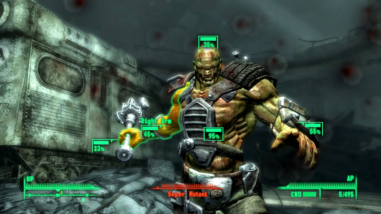 Fallout 3 Gamplay