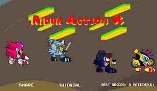Rider Action X
