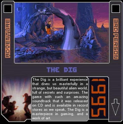 1995 - The Dig