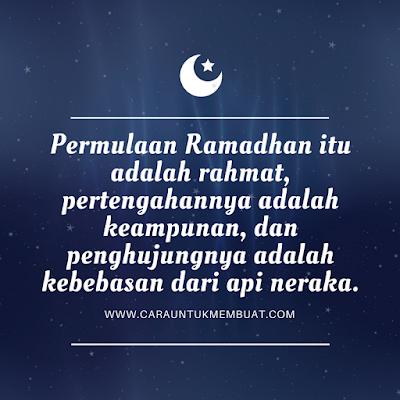 Makna Ramadhan