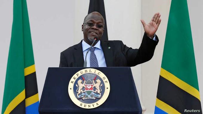 Presidente da Tanzânia suspende uso de material de teste de coronavirus