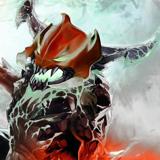 Outworld Devourer - Dota 2 Wallpaper Engine