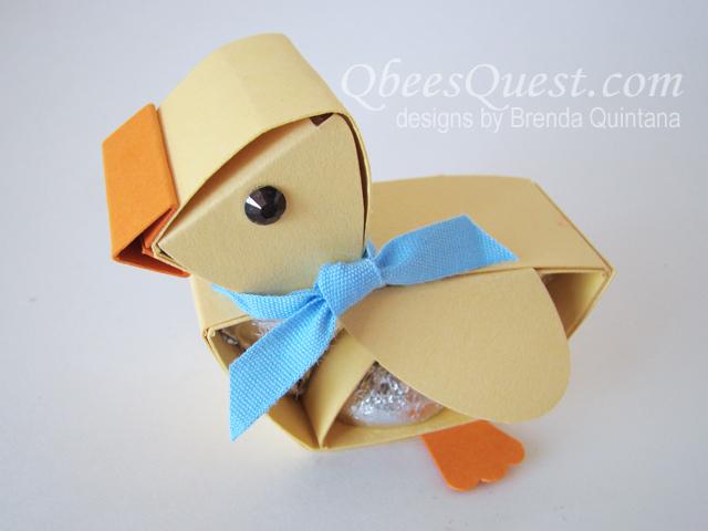 Hersheys Duck Duckling Tutorial