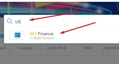 cek angsuran bfi finance online