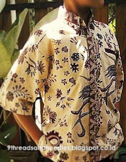 kemeja batik diy