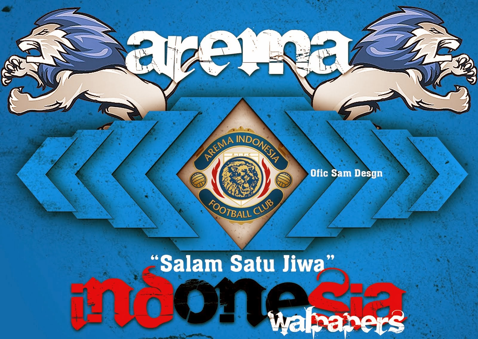 Gambar Wallpaper Arema Cronus Gudang Wallpaper