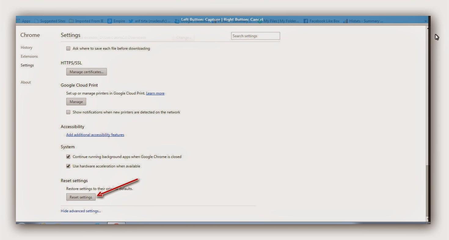 Cara download browsec di google chrome