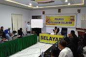 Besok Rapat Pleno Penetapan Pilkada Selayar, Polisi Sebut Ada Pengalihan Arus Lalulintas