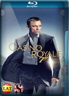 007: Casino Royale (2006) REMUX 1080P LATINO/INGLES