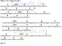 คอร์ดเพลง ดอกฟ้า - Labanoon (ลาบานูน)