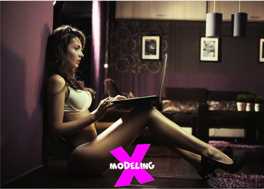 веб девушка модель видео записи