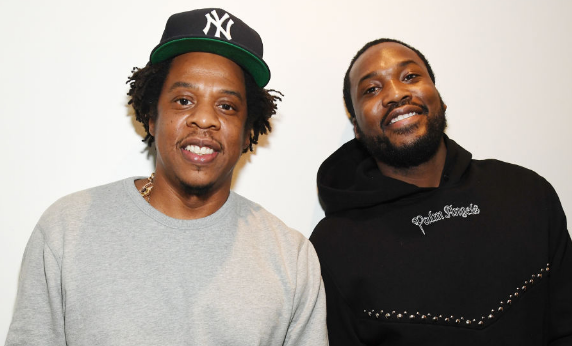 Jay-Z- Meek-Mill-launch-record-label-dream-c hasers