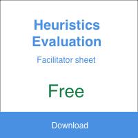 Heuristic Evaluation Facilitator Sheet