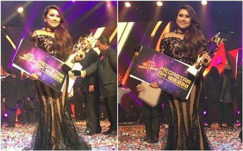 hadiah pemenang dan juara AF Megastar 2017, gambar juara AF Megastar 2017, keputusan penuh, keputusan rasmi konsert AF Megastar 2017 akhir