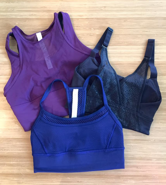 lululemon double-tap, fit-physique, infinite motion
