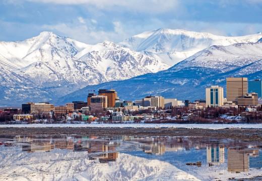 Ιστορικό ρεκόρ θερμοκρασίας στην Αλάσκα - Ξεπέρασε τους 32 βαθμούς Κελσίου