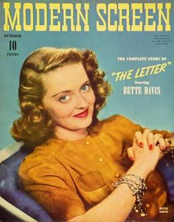 Bette Davis Magazine