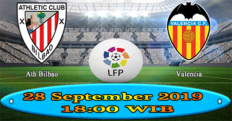 Prediksi Bola855 Ath Bilbao vs Valencia 28 September 2019