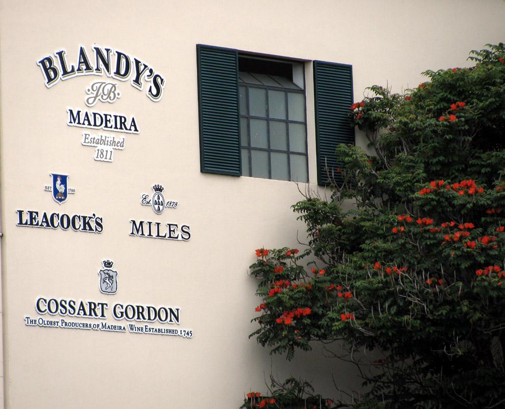 Madeira Wine Company
