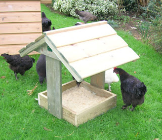 Flyte so Fancy Timber Poultry Housing