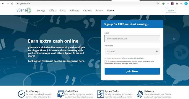 web penghasil uang 2020