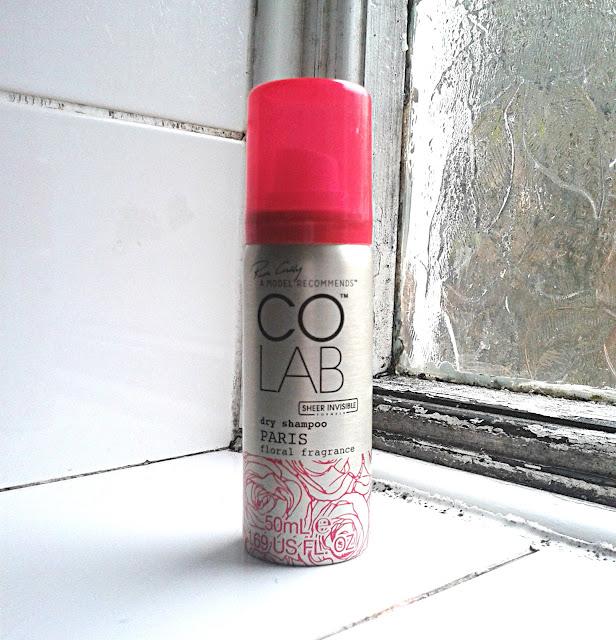 COLAB Dry Shampoo in Paris