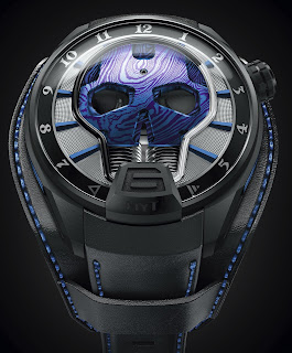 Montre HYT Skull Axl Rose