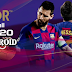 PES 2020 Mobile V4.1.0 New Patch Android [ All Original Logos and Kits ] Best Graphics