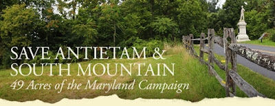 Save Antietam and South Mountain!