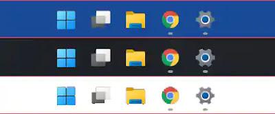 Cara Mengganti Warna Taksbar Windows 11