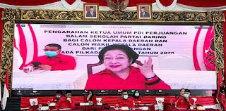 Megawati: Bung Karno, Saya Dan Pak Jokowi Dituduh Komunis, Nalarnya Di Mana?