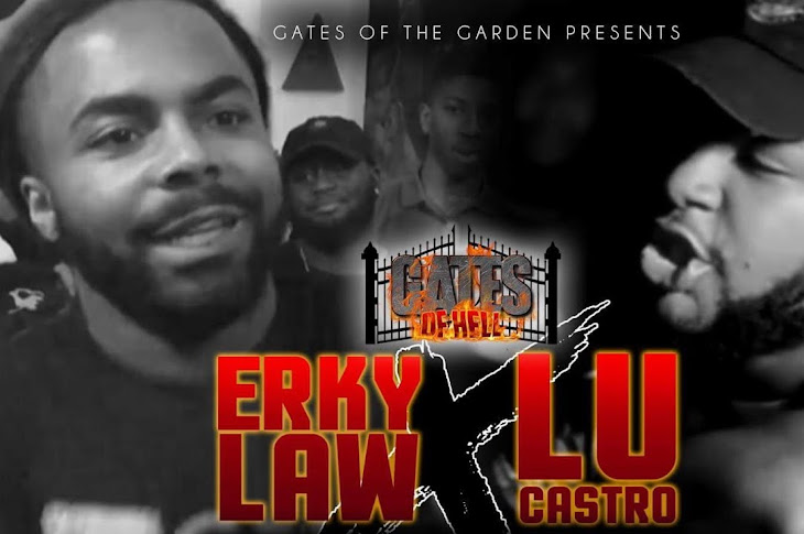 Lu Castro VS Erky Law On Gates Of The Garden