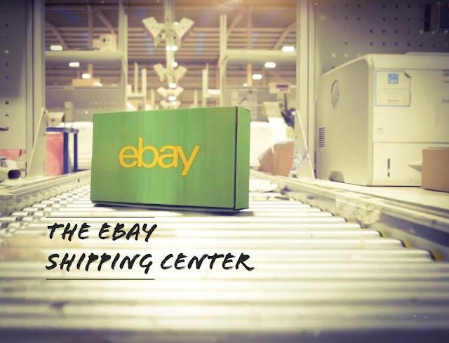 The eBay Shipping Center
