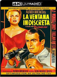 La ventana indiscreta (1954) UHD 4K Latino [GoogleDrive] SilvestreHD