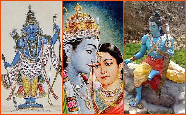 Rama Avatar.