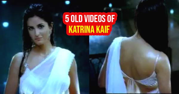 Bollywood actress katrina kaif old rare videos before she became famous