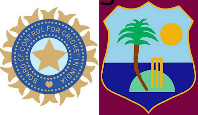 india's tour of west indies - 2017